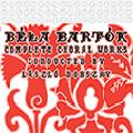 Complete Choral Works of Bartók