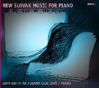 New Slovak Music For Piano